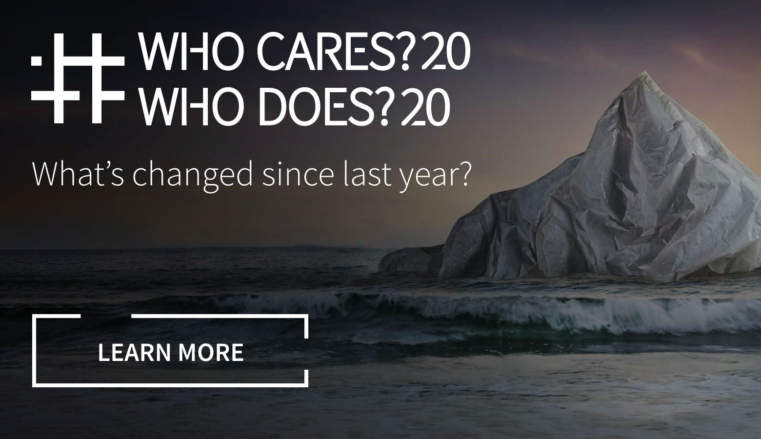 # Who cares? Who does?